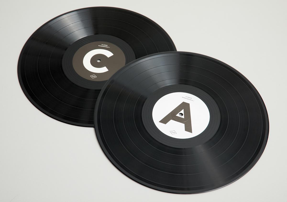 Clueso Handgepaeck 1 Album Vinyl Schallplatten schwarz