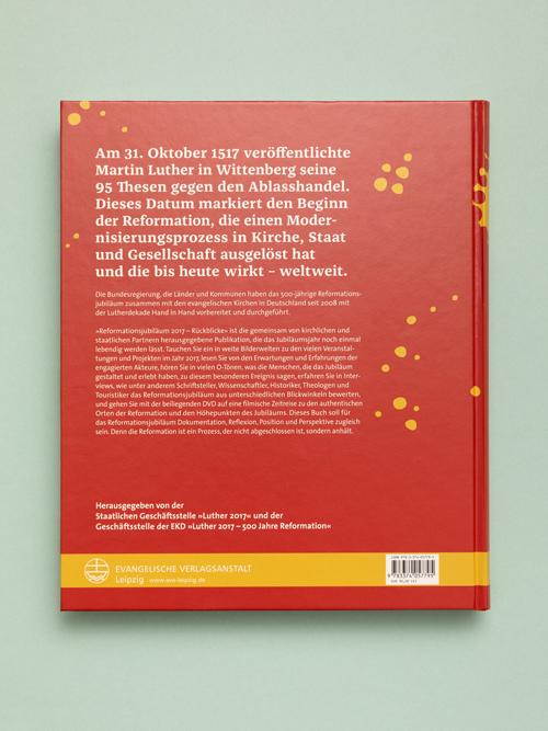 Luther 2017 Reformationsjubilaeum Buch Umschlag Rueckseite